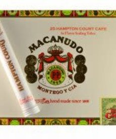 Macanudo Macanudo Cafe Hampton Court Tubo 5.5x42