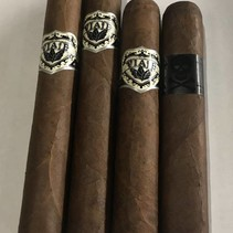 Viaje Skull and Bones Mystery Exclusivo 4-Pack