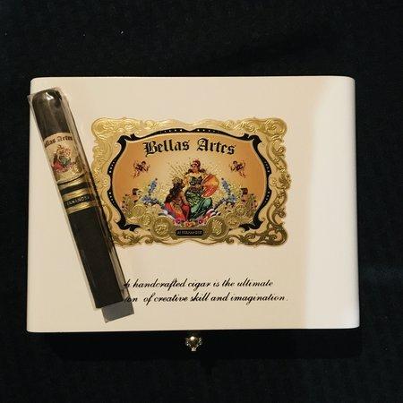 Bellas Artes Bellas Artes by AJ Fernandez Maduro Toro 6x54 Box of 20