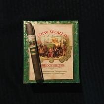 New World by AJ Fernandez Cameroon Toro 6x50 Box of 20