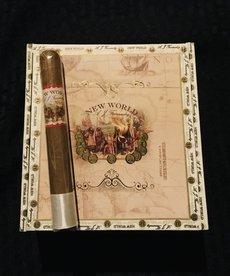 New World New World by AJ Fernandez Connecticut Toro 6x52