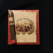 New World by AJ Fernandez Maduro Gobernador Toro Box of 20