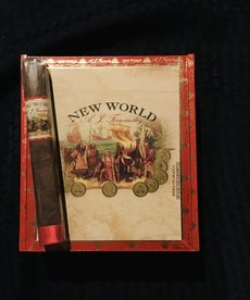 New World New World by AJ Fernandez Maduro Gobernador Toro 6.5x55 Box of 20