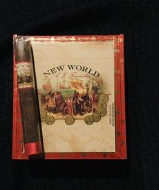 New World New World by AJ Fernandez Maduro Gobernador Toro 6.5x55
