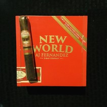 New World Puro Especial by AJ Fernandez Robusto
