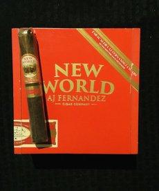 New World New World Puro Especial by AJ Fernandez Robusto