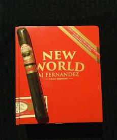 New World New World Puro Especial by AJ Fernandez Toro 6.5x52 Box of 20