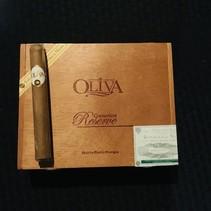 Oliva Connecticut Reserve Toro 6x50 Box of 20