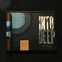 Into Deep by Oscar Valladares Habano Toro 6x52