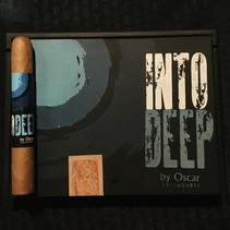 Into Deep by Oscar Valladares Connecticut Toro 6x52 Box of 10