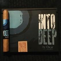 Into Deep by Oscar Valladares Connecticut Toro 6x52 Box of 10