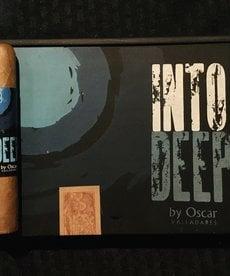Oscar Valladares Into Deep by Oscar Valladares Connecticut Toro 6x52