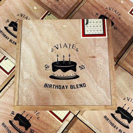 Viaje Viaje Birthday Blend 2020 6x52 Box of 38