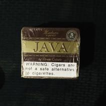 Java Maduro x-press 4x32 Tin of 10 Sleeve of 5
