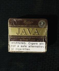 Java Java Maduro x-press 4x32 Tin of 10 Sleeve of 5