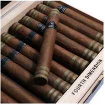 JakeWyatt Fourth Dimension Habano Rosado Toro 6x54