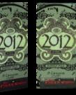 2012 by Oscar 2012 by Oscar BarberPole Lancero 7x38 Box of 10
