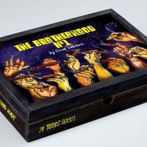 The Brotherhood by Oscar N1 Toro Sumatra 6x52 Box of 20