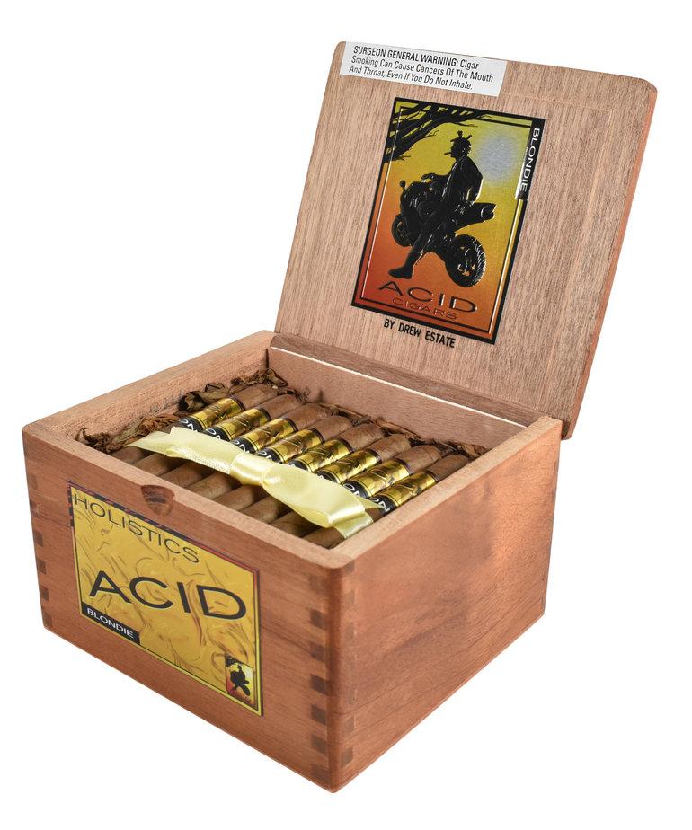 Acid Acid by Drew Estate Blondie Gold 4x38 Box of 40