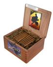 Acid Acid by Drew Estate C-Notes 3 3/4x22 Box of 20 Five Packs (100 Cigars)