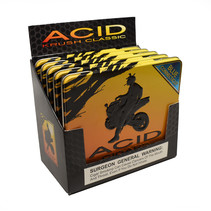 Acid by Drew Estate Krush Tin of 10 Blue Sleeve of 5 Tins