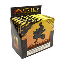 Acid by Drew Estate Krush Tin of 10 Gold Sleeve of 5 Tins