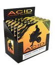Acid Acid by Drew Estate Krush Tin of 10 Green Candela Sleeve of 5 Tins