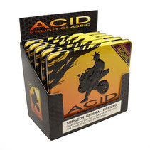 Acid by Drew Estate Krush Tin of 10 Morado Sleeve of 5 Tins
