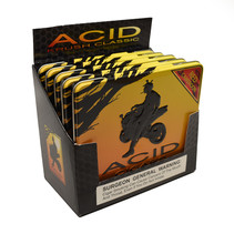 Acid by Drew Estate Krush Tin of 10 Red Sleeve of 5 Tins