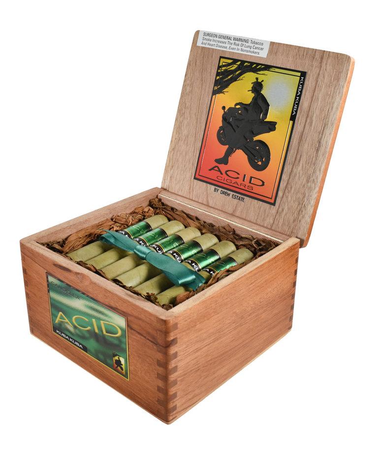 Acid Acid by Drew Estate Kuba Kuba Candela 5x54 Box of 24