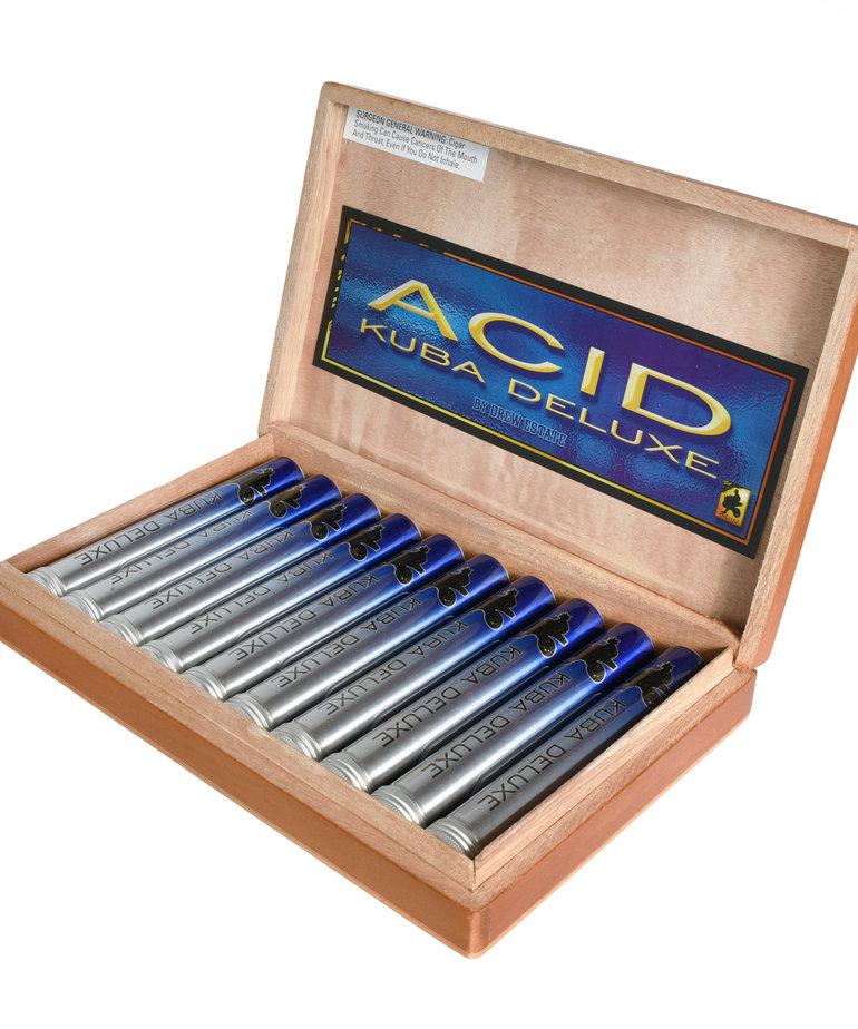Acid Acid by Drew Estate Kuba Kuba Deluxe 6x50 Box of 10