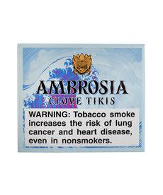 Ambrosia Ambrosia by Drew Estate Clove Tiki Tin of 10