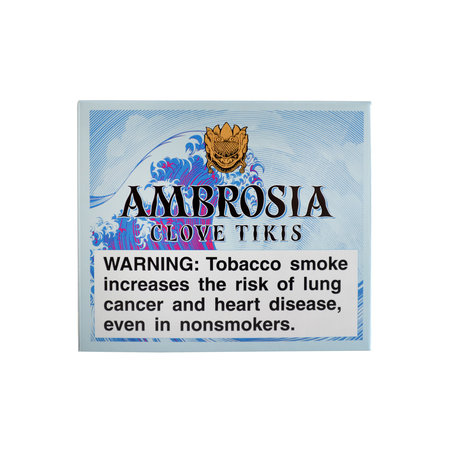 Ambrosia Ambrosia by Drew Estate Clove Tiki Tin of 10