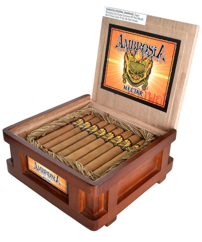 Ambrosia Ambrosia by Drew Estate Nectar 5x43 Box of 24