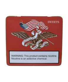 Kentucky Fire Cured Kentucky Fire Cured Sweets by Drew Estate Ponies Tin of 10 Sleeve of 5 Tins