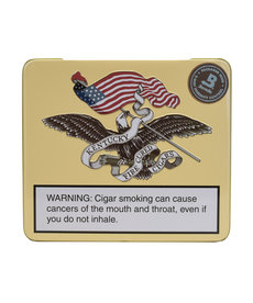 Kentucky Fire Cured Kentucky Fire Cured by Drew Estate Ponies Tin of 10 Sleeve of 5 Tins