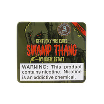 Kentucky Fire Cured by Drew Estate Swamp Thang Sweet Tin of 10 Sleeve of 5