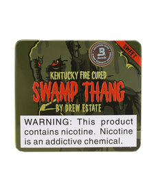 Kentucky Fire Cured Kentucky Fire Cured by Drew Estate Swamp Thang Sweet Tin of 10 Sleeve of 5