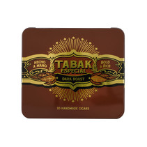 Tabak Especial by Drew Estate Negra Cafecita Tin of 10 Sleeve of 5 Tins