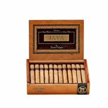 Java by Drew Estate Latte Robusto 5.5x50 Box of 24