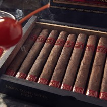 Java by Drew Estate Red Robusto 5.5x50 Box of 24