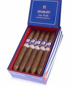 Hamlet Hamlet Paredes 25th Year Salomon 7 5/8x58 Box of 10
