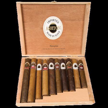 Ashton Ashton 10-Cigar Sampler
