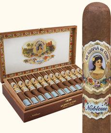 La Aroma de Cuba La Aroma de Cuba Noblesse Regency 5.5x50 Box of 24