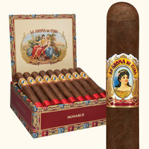 La Aroma de Cuba Monarch 6x52 Box of 25