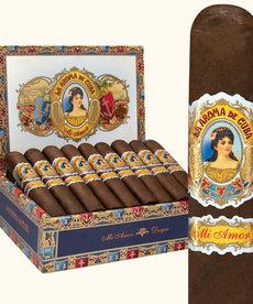La Aroma de Cuba La Aroma de Cuba Mi Amor Duque 5.25x56 Box of 25