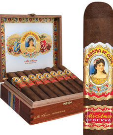 La Aroma de Cuba La Aroma de Cuba Mi Amor Reserva Maximo 5.5x54 Box of 24
