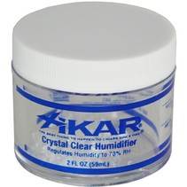 Xikar Crystal Jar 2 oz.