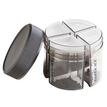 Humi-Care Black Ice Pie Jar Humidifier 4 oz.