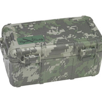 Cigar Caddy 15-Count Forest Camo Travel Humidor